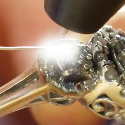 Sunstone Jewelry Industry Welders